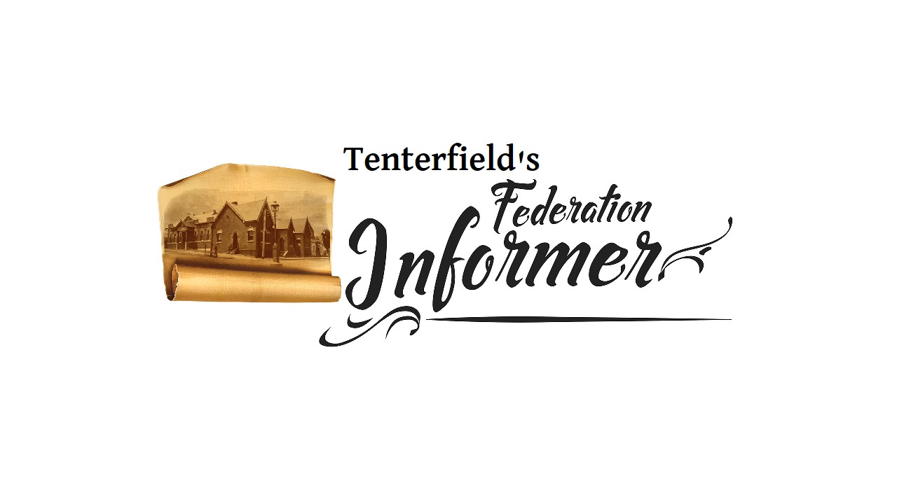 Logo - Tenterfield's Federation